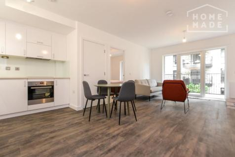 Millet Place, Royal Docks, E16. 2 bedroom apartment