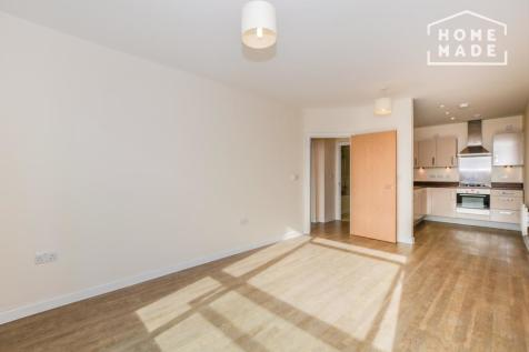 Glengall Road, West Hampstead, NW6. 1 bedroom flat