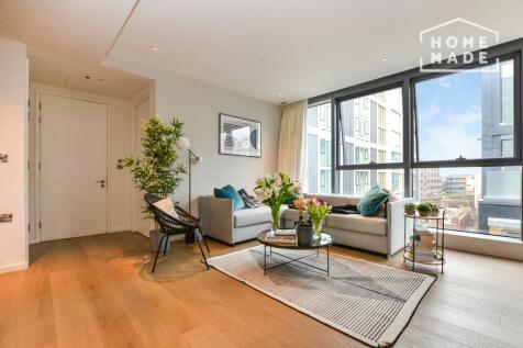 Long Street, Shoreditch, E2. 1 bedroom flat