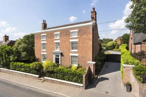 Norman Villa, High Street, Abbots Bromley, WS15. 6 bedroom detached house for sale