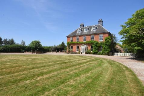 Haselour House, Haselour Lane, Harlaston, B79. 7 bedroom character property