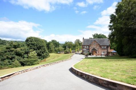 Wood Farm, Rakesdale, Red Road, Alton, ST10. 7 bedroom detached house for sale