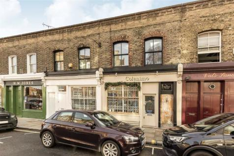 Columbia Road, Columbia Road. 4 bedroom terraced house for sale