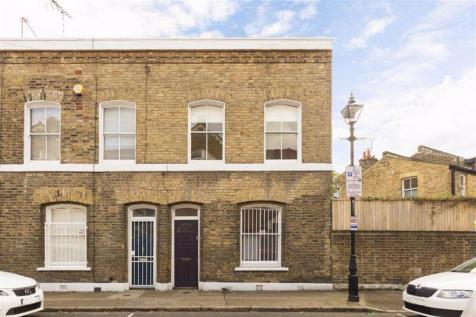 Baxendale Street, Bethnal Green. 3 bedroom semi-detached house for sale