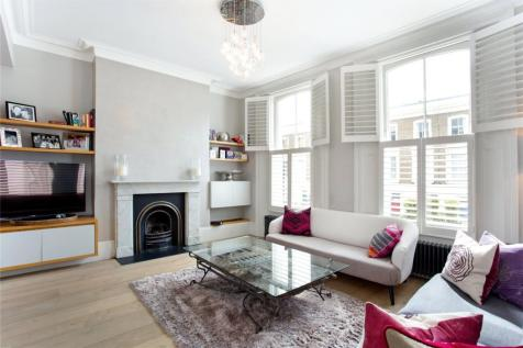 Chalcot Road, Primrose Hill, London, NW1. 4 bedroom terraced house