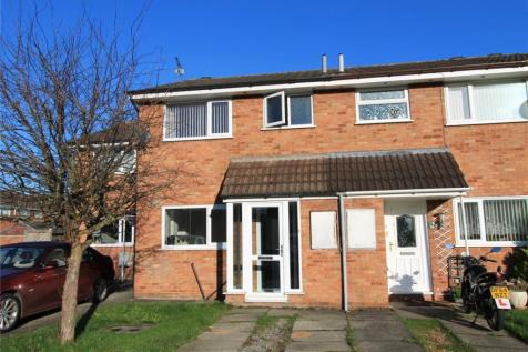 Mary Street, Crewe, CW1. 2 bedroom terraced house for sale