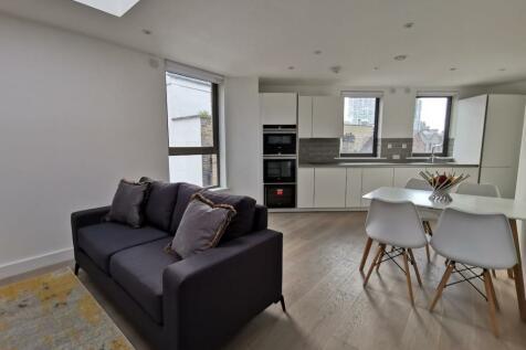 Commercial Street, London, E1. 2 bedroom flat