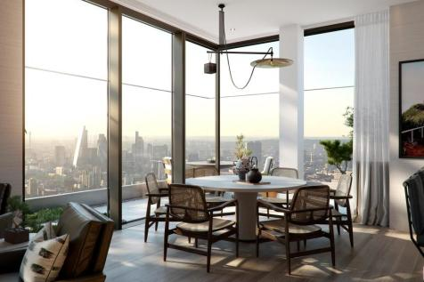 Wardian, East Tower, London, E14. 2 bedroom apartment for sale