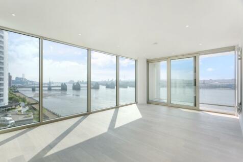 Liner House, Royal Wharf, London, E16. 2 bedroom apartment