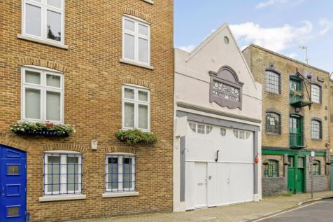 St Dunstan's Wharf, Narrow Street, London, E14. 3 bedroom terraced house for sale