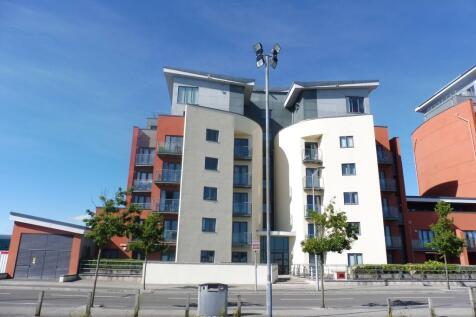 South Quay, Kings Road. 2 bedroom flat