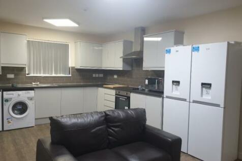 Watson Street, Derby, Derbyshire, DE1. 6 bedroom house share