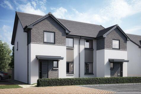 Plot 11 - Arrochar, Maitland Crescent, Stirling, FK7 0PA. 3 bedroom semi-detached house for sale