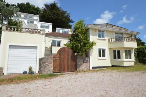 Museum Road, Torquay. 4 bedroom detached house for sale