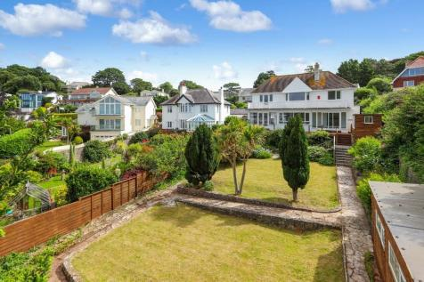 Rock End, Torquay. 4 bedroom detached house for sale