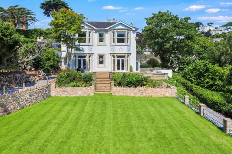 Meadfoot, Torquay. 7 bedroom villa