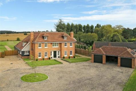 Mountnessing Lane, Doddinghurst, Brentwood. 6 bedroom detached house for sale