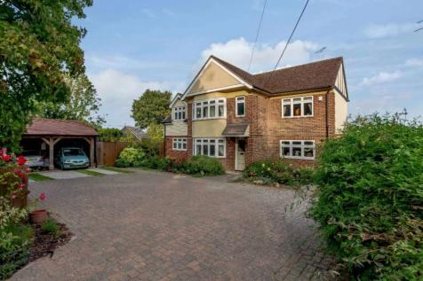 Main Road, Little Waltham, Chelmsford. 4 bedroom detached house for sale