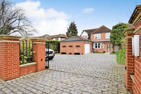 Stock Road, Billericay. 5 bedroom detached house for sale