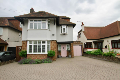 Marine Close, Leigh-On-Sea. 4 bedroom detached house