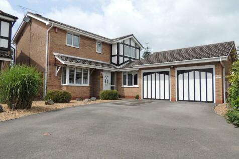 Mills Way, Leighton, Crewe. 4 bedroom detached house