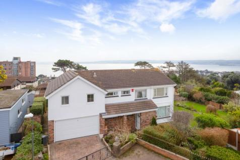 Haldon Close, Torquay. 5 bedroom detached house for sale