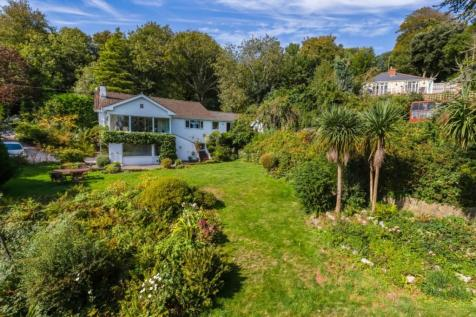 Brim Hill, Torquay. 4 bedroom detached house for sale
