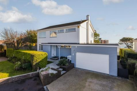 Haldon Close, Torquay. 3 bedroom detached house for sale