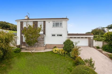 Richmond Close, Torquay. 4 bedroom detached house for sale
