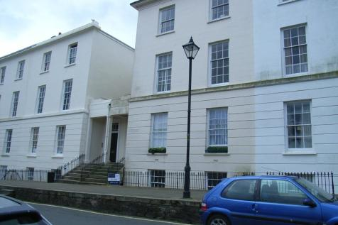 Strangways Terrace, Truro, Cornwall. 1 bedroom flat