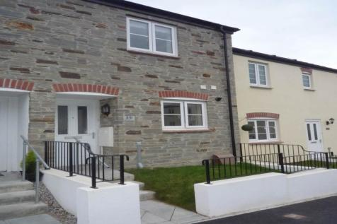 Carrine Way, Truro, Cornwall. 2 bedroom terraced house