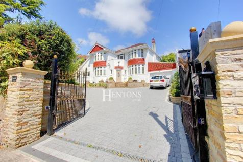 Coedhirion, Ty Gwyn Road, Penylan, Cardiff. 4 bedroom detached house