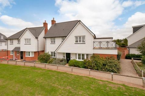 Diana Walk, Kings Hill, ME19 4EN. 4 bedroom detached house for sale