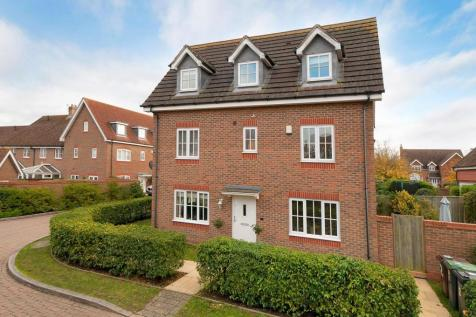 Ruby Walk, Kings Hill, West Malling. 5 bedroom detached house for sale