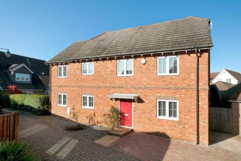 Charlotte Drive, Kings Hill, West Malling. 4 bedroom detached house for sale