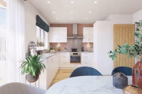 Plot 4, The Bamburgh @ Hazel Green, Bowerham Road, Lancaster. 4 bedroom detached house for sale