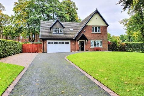 Sycamore Lane, Carlisle. 4 bedroom detached house for sale