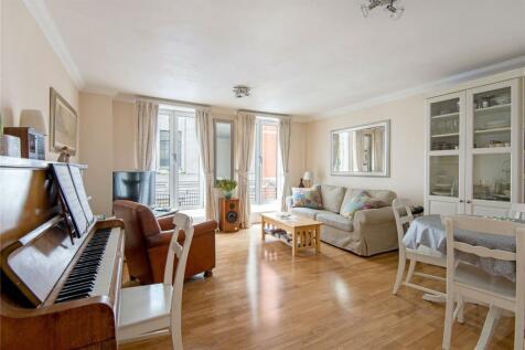 Carthusian Street, EC1M. 2 bedroom apartment