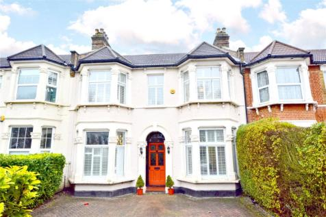 Hither Green Lane, Hither Green, London, SE13. 3 bedroom terraced house for sale