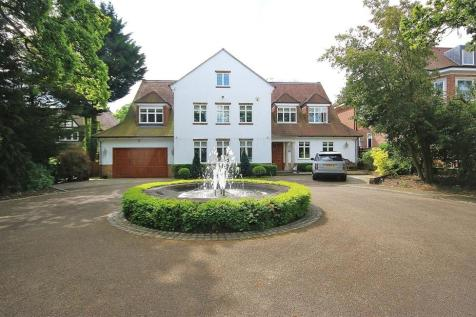 Beech Hill, Hadley Wood, Barnet, Herts. 8 bedroom detached house for sale