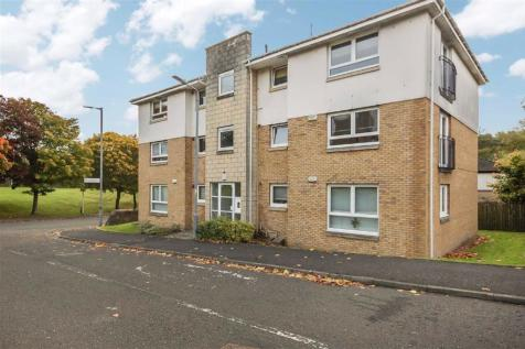 Burnbrae Gardens, Clydebank. 2 bedroom flat for sale