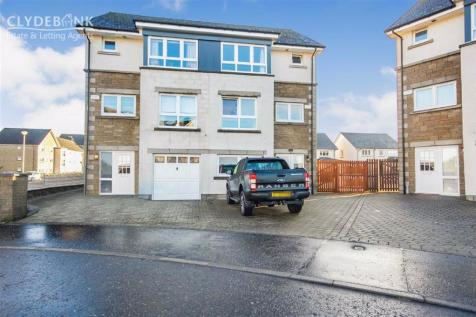 Denny Crescent, Dumbarton. 3 bedroom town house for sale