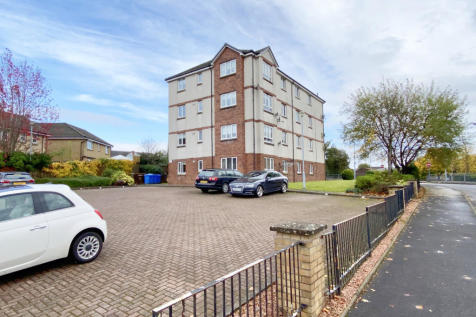 43B Ocean Field, Clydebank, G81 3QW. 2 bedroom flat for sale