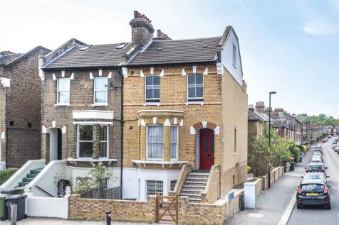 Brockley Rise, London, SE23. 6 bedroom end of terrace house for sale