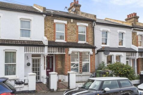 Broseley Grove, London, SE26. 4 bedroom terraced house for sale