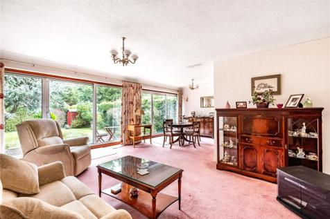 Fairlawns, Elm Park Road, Pinner, Middlesex, HA5. 3 bedroom bungalow for sale