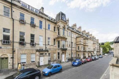 Marlborough Buildings, Bath. 2 bedroom apartment