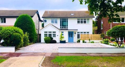 Woodgrange Drive, Southend-On-Sea, Essex, SS1. 4 bedroom detached house for sale