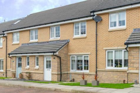 Kingfisher Court, Motherwell. 3 bedroom terraced house