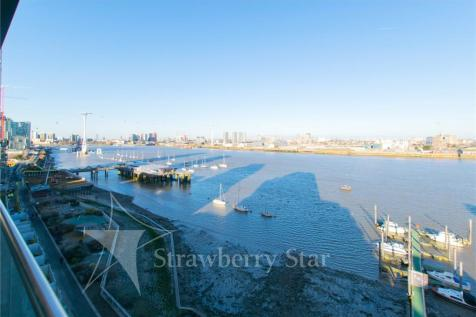 Bessemer Place, North Greenwich, London, SE10. 2 bedroom apartment